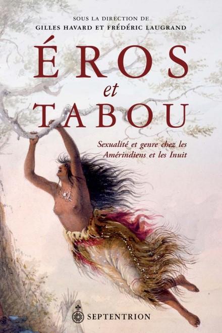 Eros et Tabous_edition Septentrion