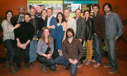 La grande équipe du Théâtre Denise-Pelletier