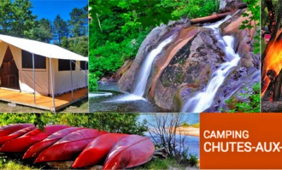 Camping Chutes-aux-Iroquois