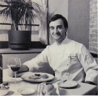 Serge bruy re et la nouvelle cuisine tre magazine - Nouvelle cuisine montreal ...