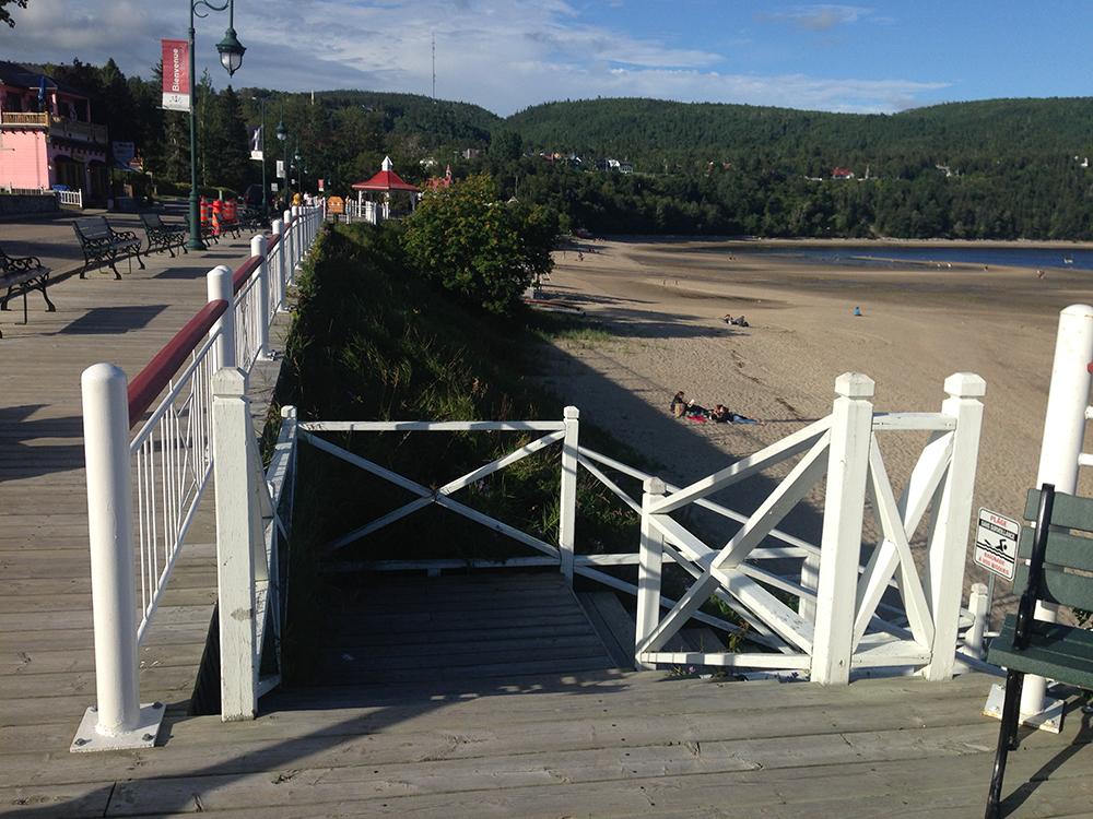 Tadoussac-plage-promenade