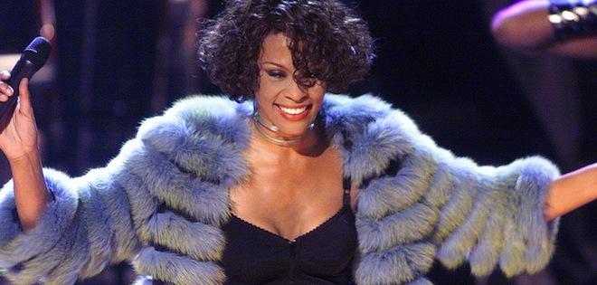 Whitney Houston grammy awards Adele