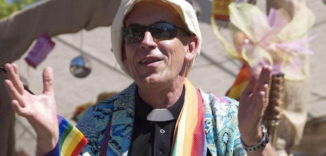 Gary Peterson : un gai porte-parole de l'Église Unie