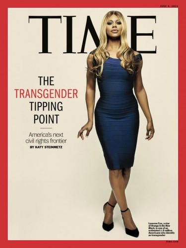 Laverne Cox_Time Magazine