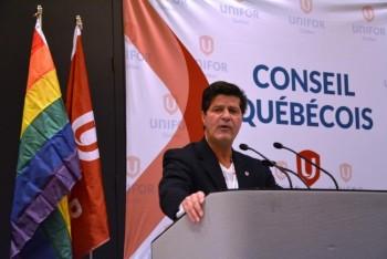 Jerry Dias_Unifor Québec